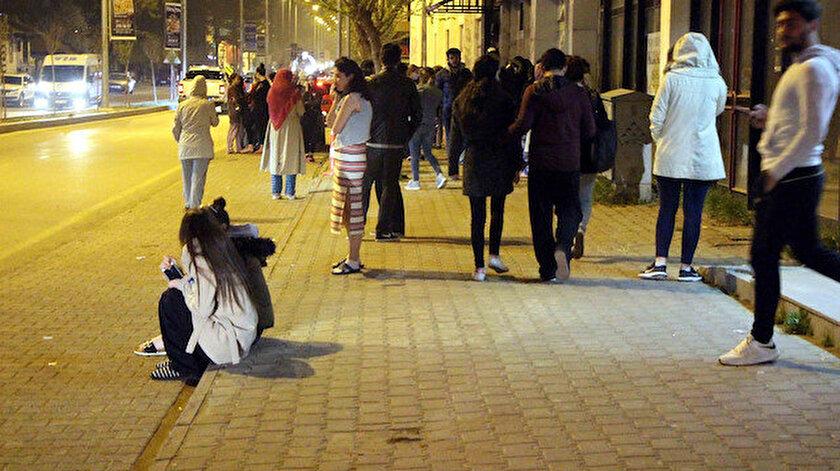 Kastamonuda son dakika 4.5 büyüklüğünde deprem
