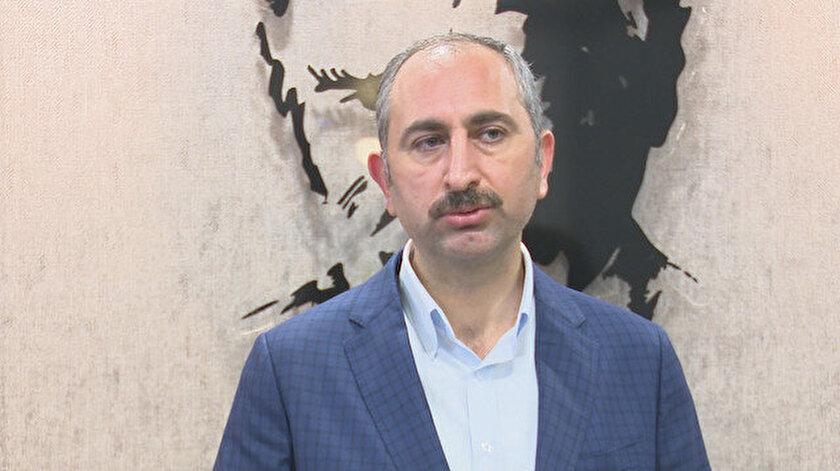 Adalet Bakanı Gülden yeni anayasa açıklaması