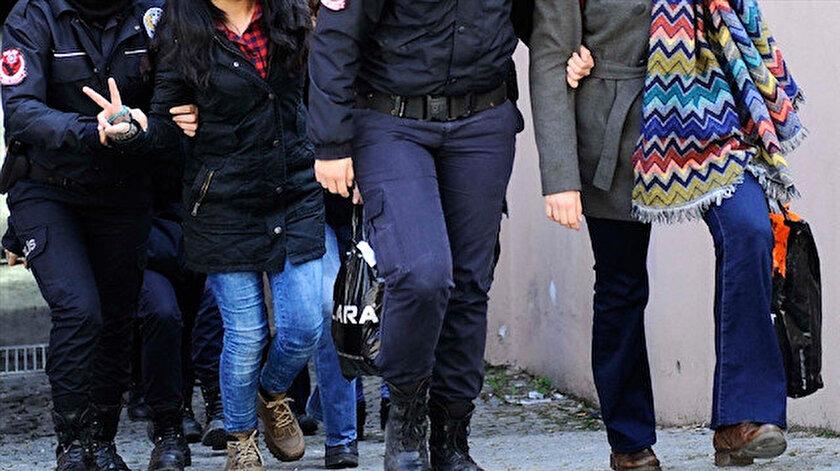 Aydında PKKnın kadın yapılanmasına operasyon: 13 gözaltı
