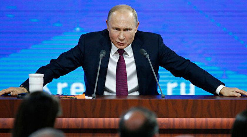 Putin: Rus muhalif Navalnıy ekonominin kötü olmasından yararlanılarak kullanılıyor