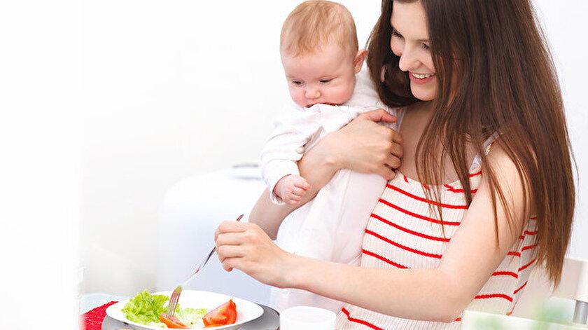 Emziren anne diyeti nasıl yapılır? | Diyet Listesi ve Yemekleri