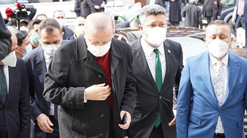 Cumhurbaşkanı Erdoğan ziyaret etmişti: Temaslı şüphesiyle izolasyona girdi