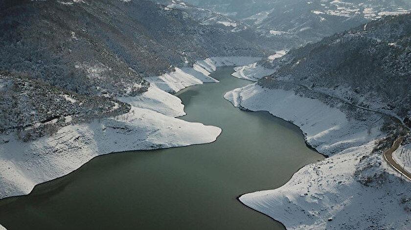 SON DAKİKA: İstanbul baraj doluluk oranı son durum nedir? Kar yağışı sonrası İstanbul barajları güncel durum