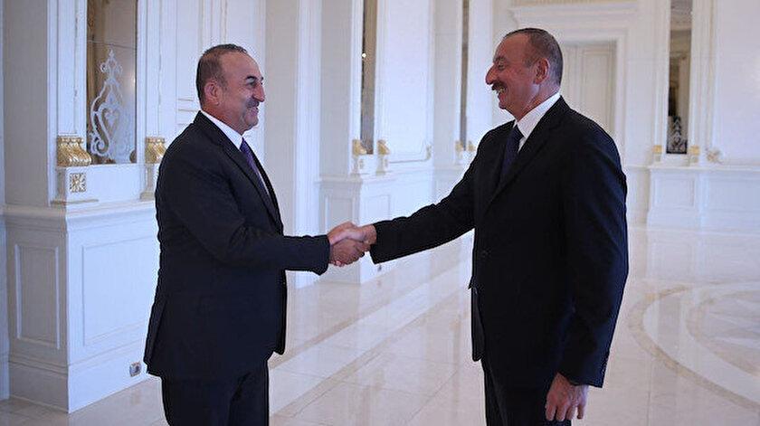 Bakan Çavuşoğlu yarın Azerbaycana gidecek