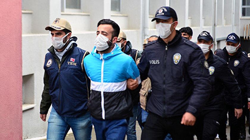 Boğaziçi eylemlerini provoke etmişti: PKK operasyonunda gözaltına alındı