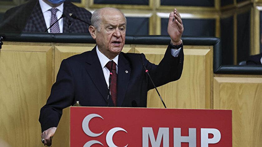 Bahçeli: Türk devleti Garada hata yapmamış hıyanete bedel ödettirmiştir