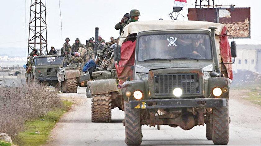 Rusya ve Esed asker yığıyor