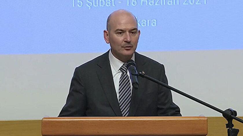 Bakan Soylu: Kılıçdaroğlunun yaptığı PKKyı aklamaktır