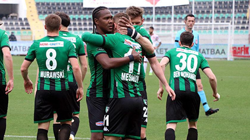 Süper Lig: Denizlispor Gençlerbirliği maçı kaç kaç bitti?