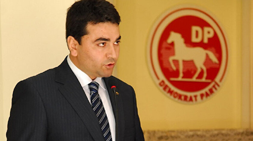 DP Genel Başkanı Gültekin Uysal