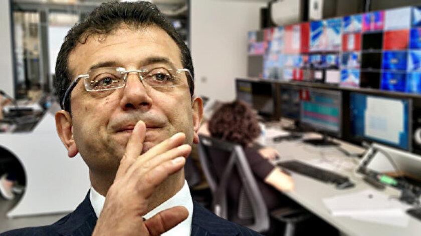İstanbul Büyükşehir Belediyesi (İBB) Başkanı Ekrem İmamoğlu.