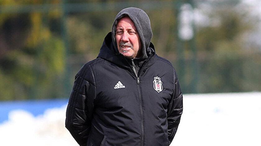 Sergen Yalçın yönetimindeki Beşiktaş, ligde 24 maçta 51 puan topladı.