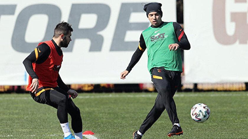 Sofiane Feghouli bu sezon 17 maçta, 2 gol ve 3 asistle oynadı.
