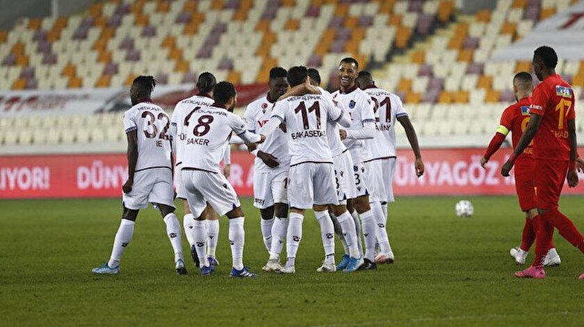 Trabzonsporun zirve inadı