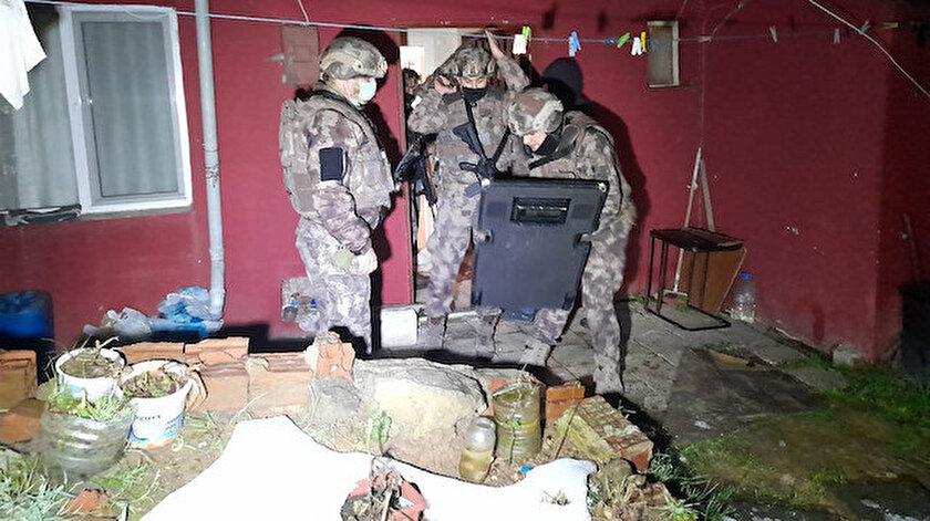 İstanbul merkezli 3 ilde uyuşturucu operasyonu: 34 gözaltı