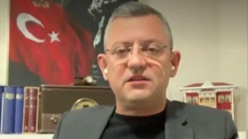 CHP Grup Başkanvekili Özgür Özel.
