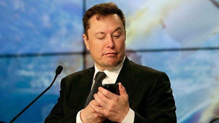 Tesla'nın kurucusu ünlü milyarder Elon Musk