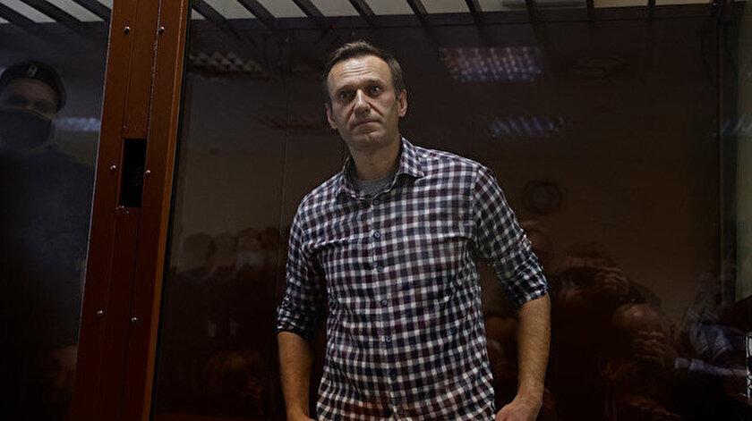 Rus muhalif Navalnıy