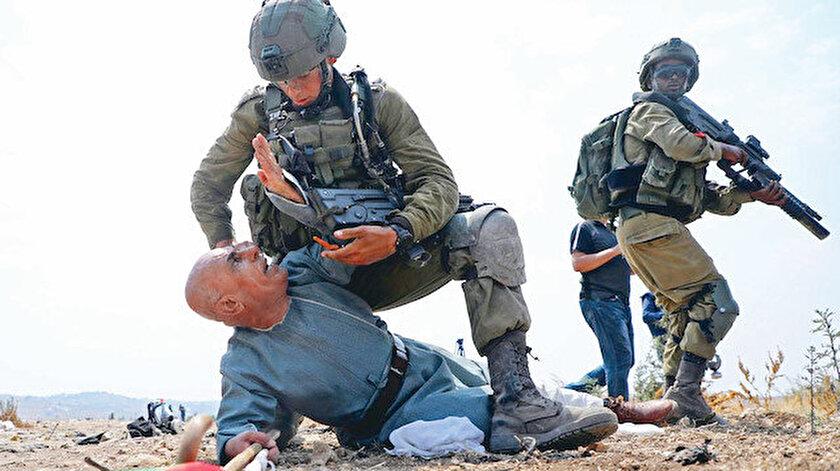 İşgalci güçler, Filistin genelinde de adeta bir tutuklama dalgası başlattı.