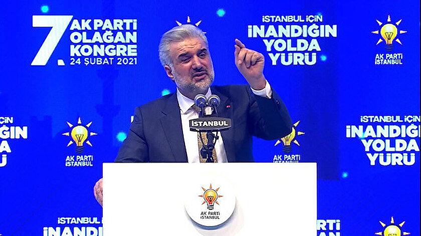 AK Parti İstanbul İl Başkanı Osman Nuri Kabaktepe: İstanbulu yeniden kazanacağız