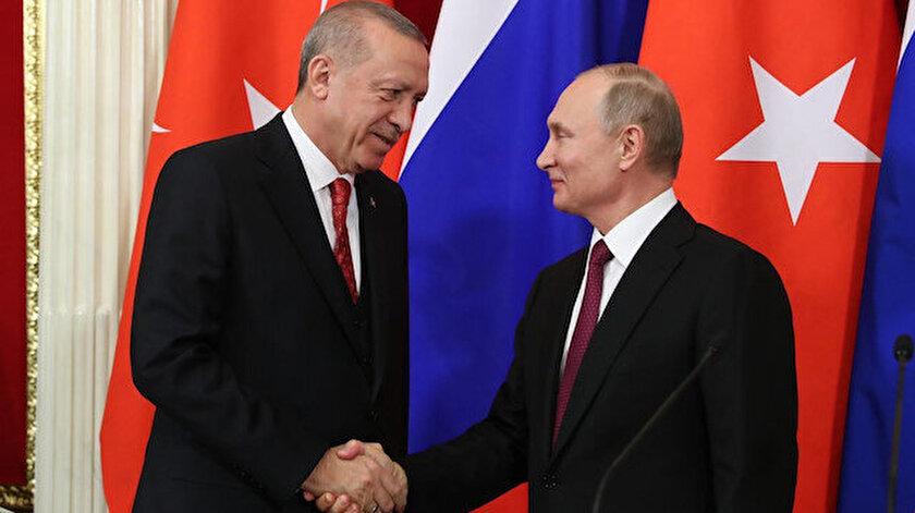 İngiliz Economist: Erdoğan ve Putin sert güçlerin kardeşliğini kurdu