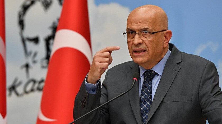 Mahkemeden Enis Berberoğlu kararı: İtirazı yine reddedildi