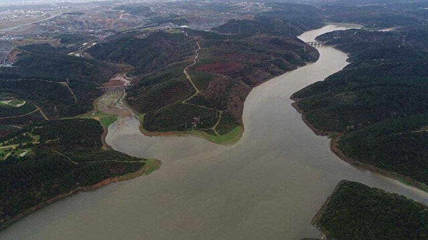 Baraj doluluk oranları kaç oldu? 25 Şubat 2021 İSKİ İstanbul Baraj doluluk oranı son durum