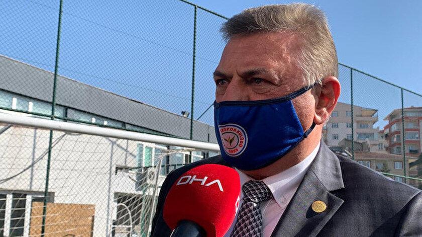 Hasan Kartal TFFye yüklendi: Bu federasyon Yunanistanın federasyonu mu?