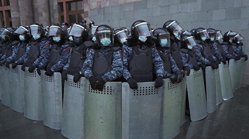 Ermenistandaki darbenin perde arkasındaki Rus: İskender Füzesi!