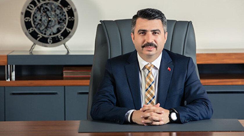 Bulgaristanın Cebel Belediye Başkanı Ali, Yıldırım Belediye Başkanı Yılmazı ziyaret etti