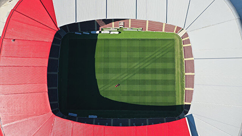 Türkiye modern stadyumlarla parlıyor
