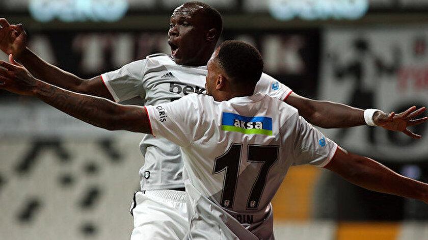 Beşiktaş Denizlispor engelini rahat aştı ve zirveyle puanlarını eşitledi