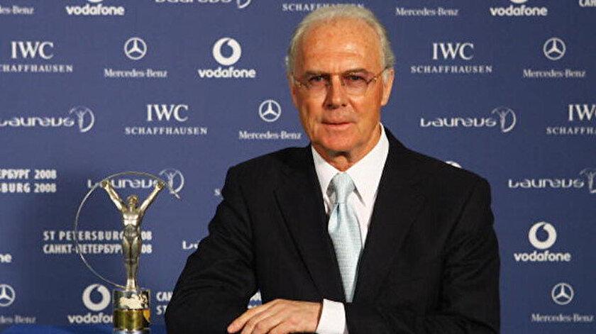 Beckenbauerin FIFAdaki yolsuzluk dosyası zaman aşımına uğradı