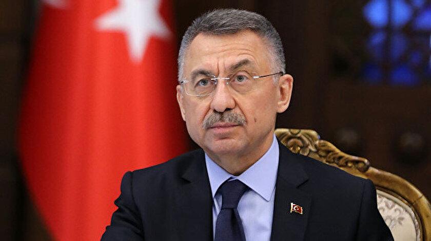 Cumhurbaşkanı Yardımcısı Oktay, merhum başbakanlardan Erbakanı andı
