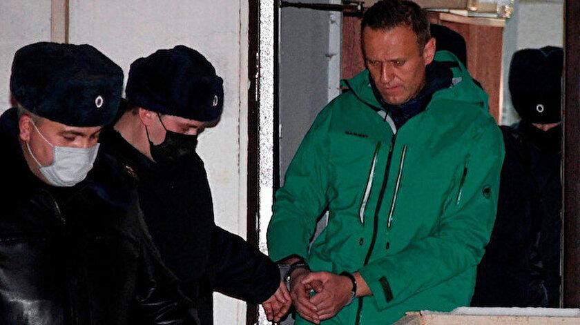 Rusyada tutuklu muhalif lider Navalnynin kaldığı cezaevinin yeri değişti