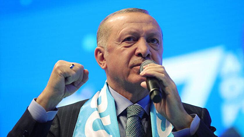 Cumhurbaşkanı Erdoğandan 28 Şubat mesajı