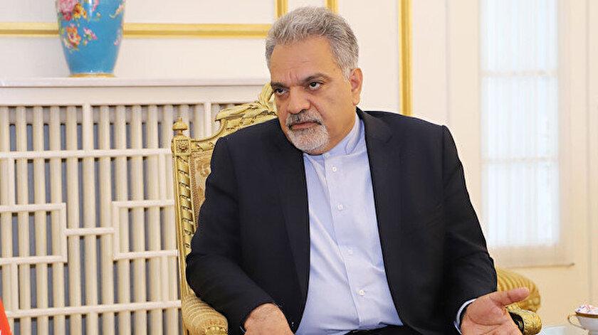 İranın Ankara Büyükelçisi Dışişleri Bakanlığına çağrıldı