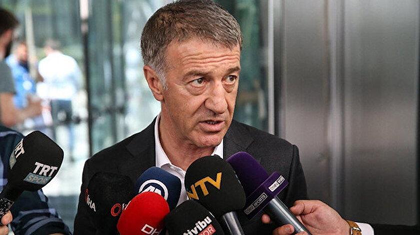 Ahmet Ağaoğlu: Uzaydan inceleseniz bile penaltı