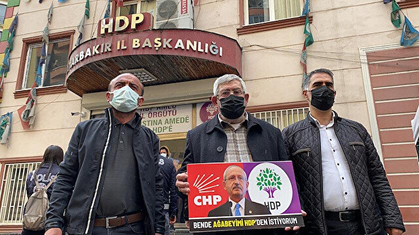 Kılıçdaroğlunun kardeşi evlat nöbetinde: Ben de ağabeyimi HDPden istiyorum