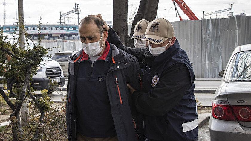 Yunanistana kaçmaya çalışırken yakalanan FETÖ firarisi emekli tuğgeneral Nuri Cankıymaz tutuklandı
