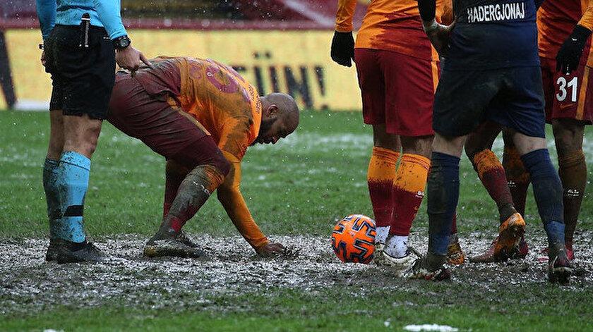 Galatasarayın stadyum planı: Başvuru yapmaya hazırlanıyorlar