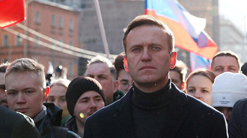ABDden Rusyaya Navalnıy yaptırımı