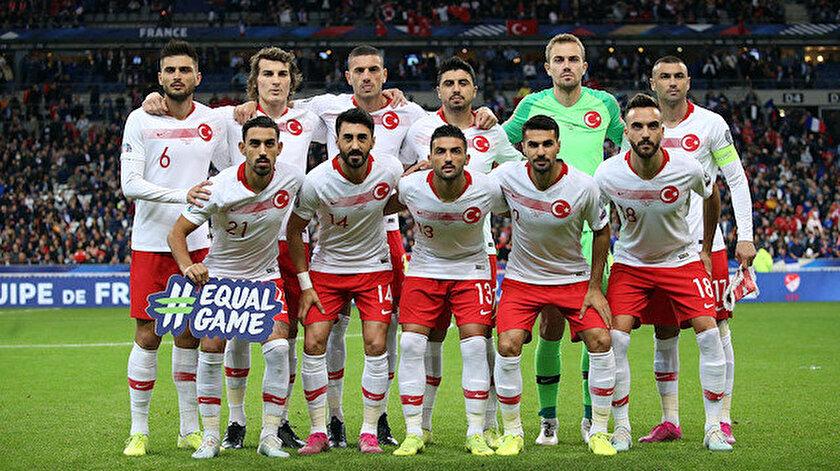 A Milli Futbol Takımımız iki hazırlık maçı yapacak