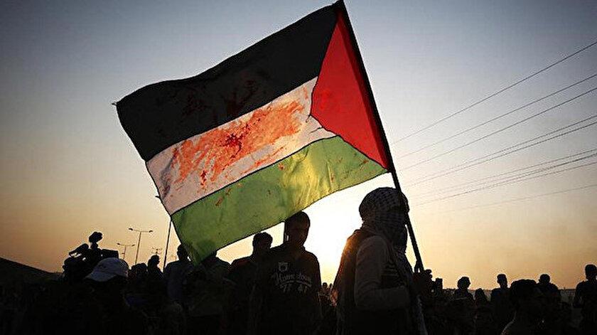 Arap dünyasından Filistine yardımlar 2020de yüzde 85 azaldı: En fazla yardımı kesen Suudi Arabistan oldu