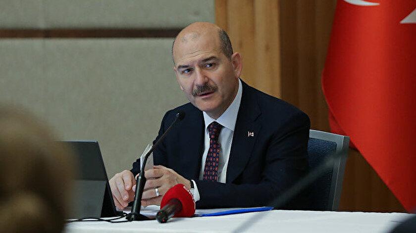 İçişleri Bakanı Soylu: Kontrollü Normalleşme döneminde Dinamik Denetim Modeline geçiyoruz