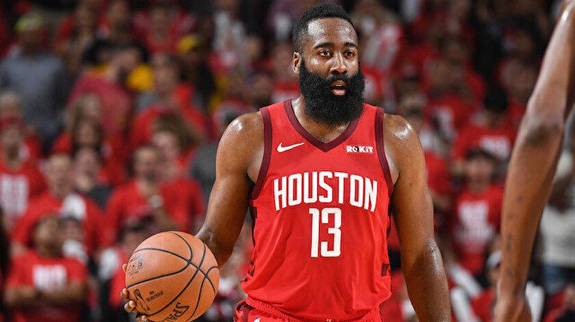 Houston Rockets eski yıldızı James Hardenın formasını emekli edecek