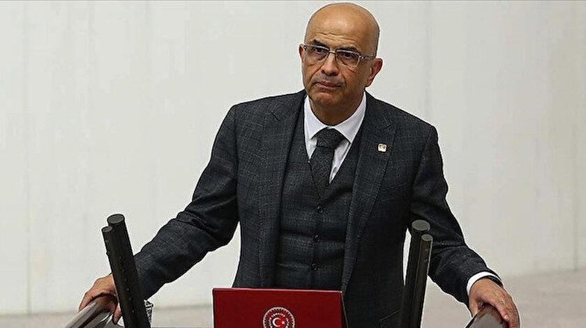 CHPli Berberoğlunun fezlekesi Mecliste