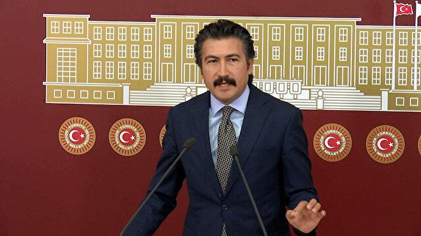 AK Partili Özkan: HDPyi tabela partisi haline getireceğiz
