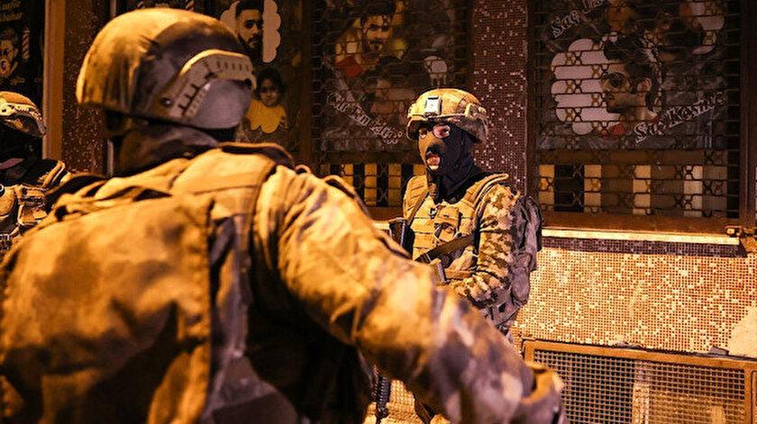 İstanbul'da DEAŞ operasyonu: 10 gözaltı