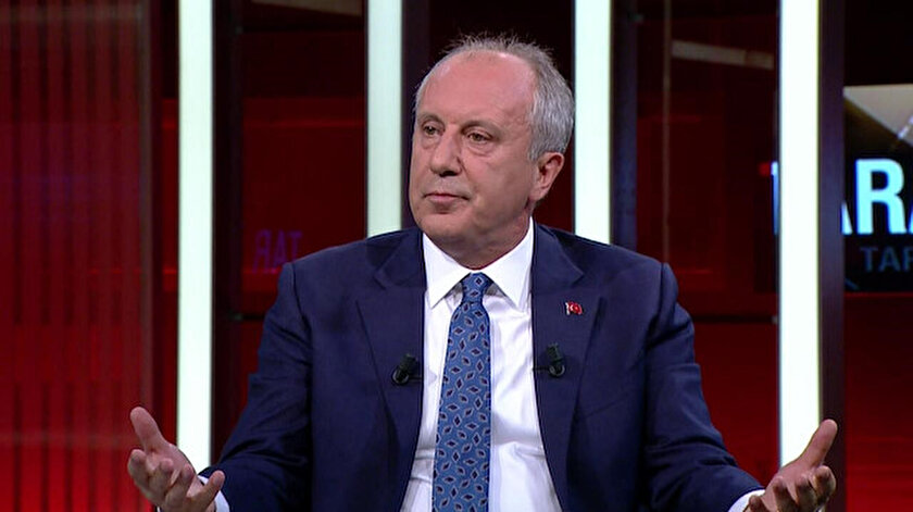 Muharrem İnceden CHPyi zora sokacak soru: HDP aday çıkarsaydı yerel seçimleri alabiliyor muyduk?